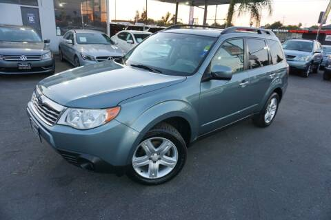 2010 Subaru Forester for sale at Industry Motors in Sacramento CA