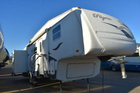 2006 Dutchmen Pilgrim 319BHDS for sale at Buy Here Pay Here RV in Burleson TX