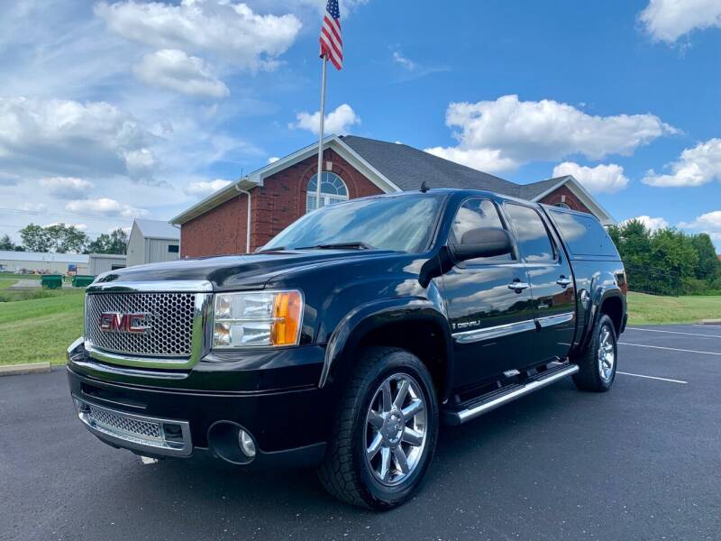 2009 GMC Sierra 1500 for sale at HillView Motors in Shepherdsville KY