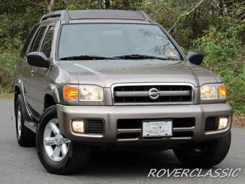 2004 Nissan Pathfinder for sale at Isuzu Classic in Cream Ridge NJ
