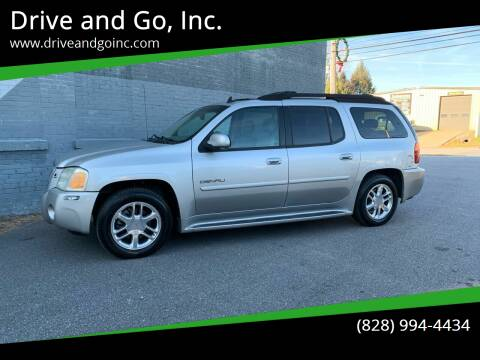2006 GMC Envoy XL for sale at Drive and Go, Inc. in Hickory NC