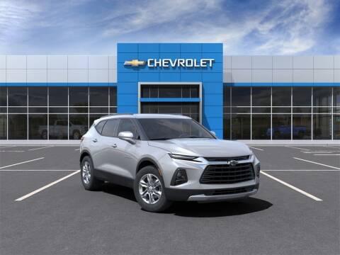 2021 Chevrolet Blazer for sale at MATTHEWS HARGREAVES CHEVROLET in Royal Oak MI