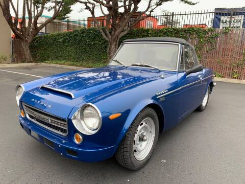 1969 Datsun 2000 for sale at Dodi Auto Sales in Monterey CA