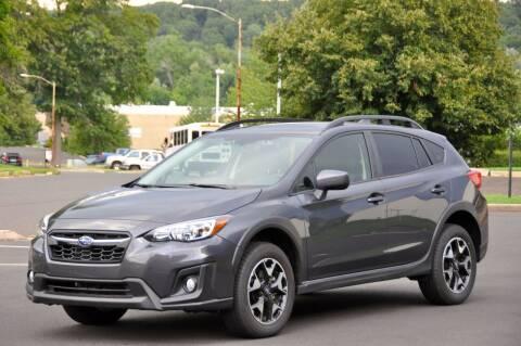 2020 Subaru Crosstrek for sale at T CAR CARE INC in Philadelphia PA
