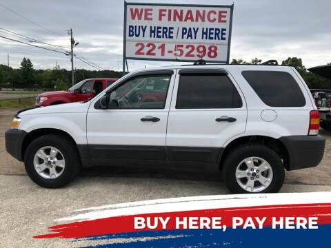 2007 Ford Escape for sale at Price Auto Sales Inc in Jasper AL