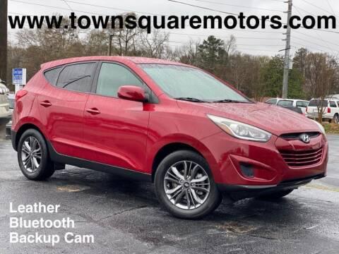 2015 Hyundai Tucson for sale at Town Square Motors in Lawrenceville GA