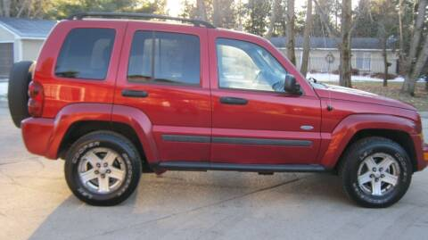 2007 Jeep Liberty for sale at Spear Auto Sales in Wadena MN