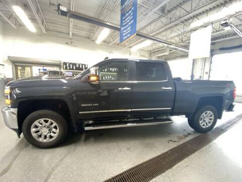 2018 Chevrolet Silverado 3500HD for sale at Waconia Auto Detail in Waconia MN