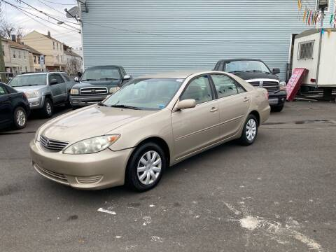 2005 Toyota Camry for sale at 21st Ave Auto Sale in Paterson NJ