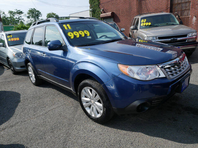 2011 Subaru Forester for sale at MICHAEL ANTHONY AUTO SALES in Plainfield NJ