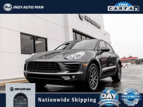 2017 Porsche Macan for sale at INDY AUTO MAN in Indianapolis IN
