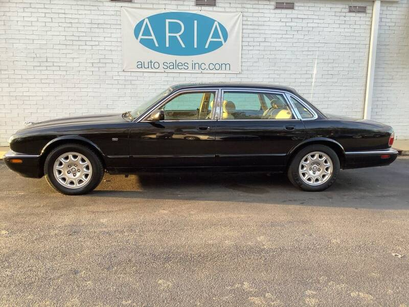 2000 Jaguar XJ-Series for sale at ARIA  AUTO  SALES in Raleigh NC