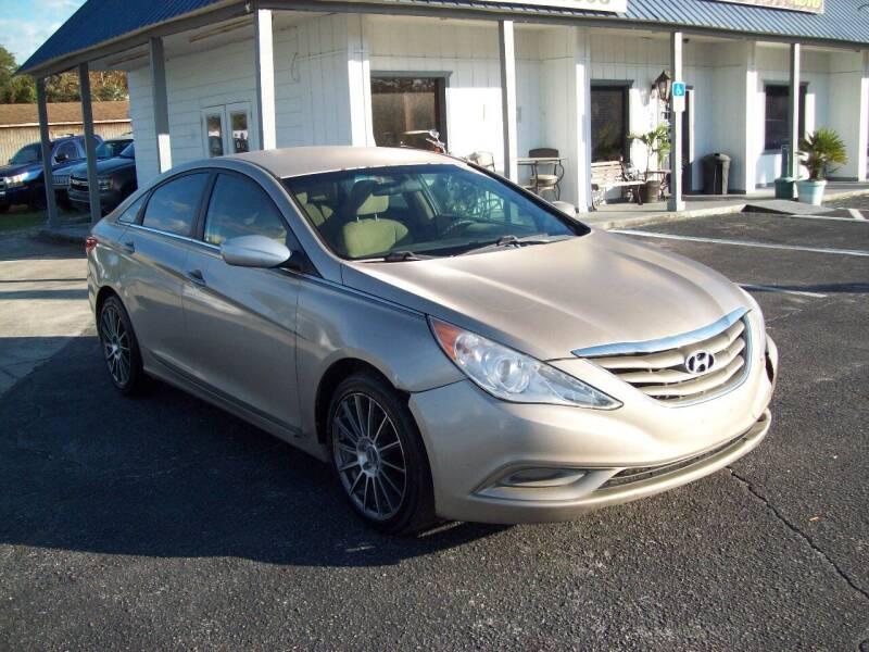 2011 Hyundai Sonata for sale at LONGSTREET AUTO in St Augustine FL