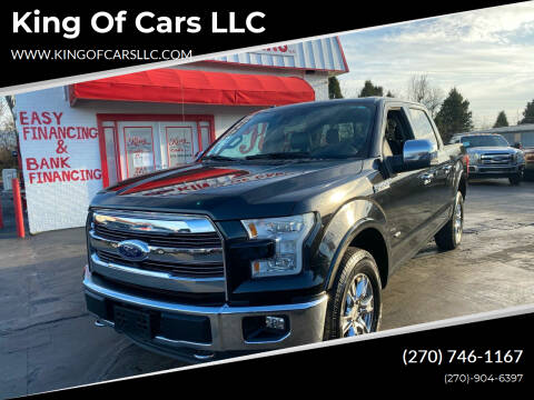 2015 Ford F-150 for sale at King of Cars LLC in Bowling Green KY