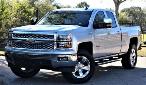 2014 Chevrolet Silverado 1500 for sale at Texas Auto Corporation in Houston TX
