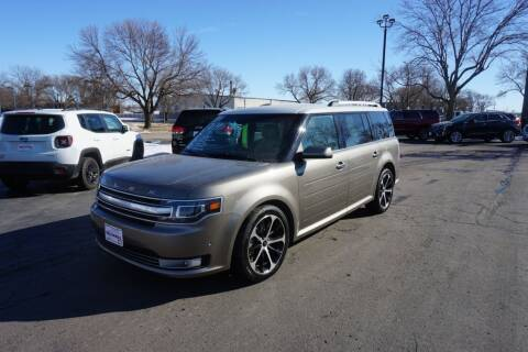 2014 Ford Flex for sale at Ideal Wheels in Sioux City IA