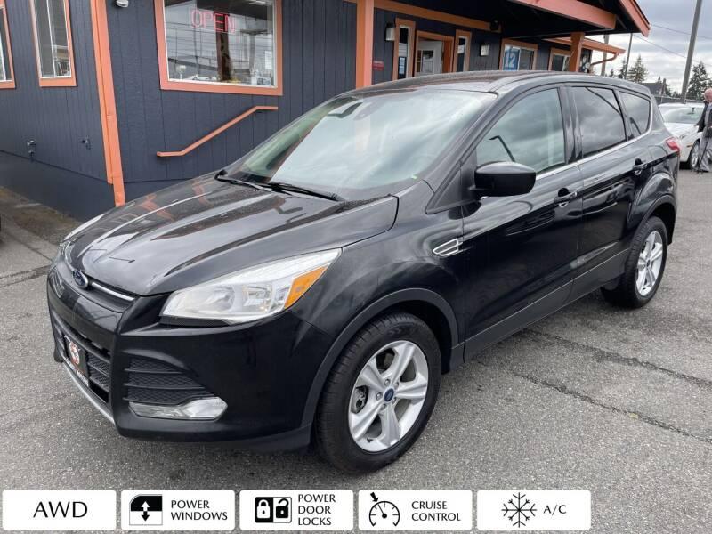2015 Ford Escape for sale at Sabeti Motors in Tacoma WA