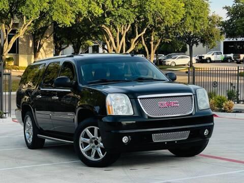 2011 GMC Yukon XL for sale at Texas Drive Auto in Dallas TX