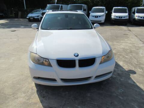 2008 BMW 3 Series for sale at Lone Star Auto Center in Spring TX
