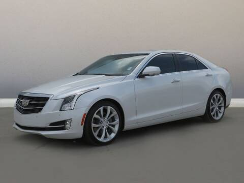 2017 Cadillac ATS for sale at Ron Carter  Clear Lake Used Cars in Houston TX