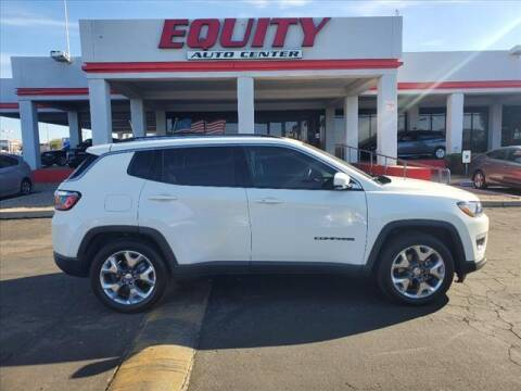 2020 Jeep Compass for sale at EQUITY AUTO CENTER in Phoenix AZ