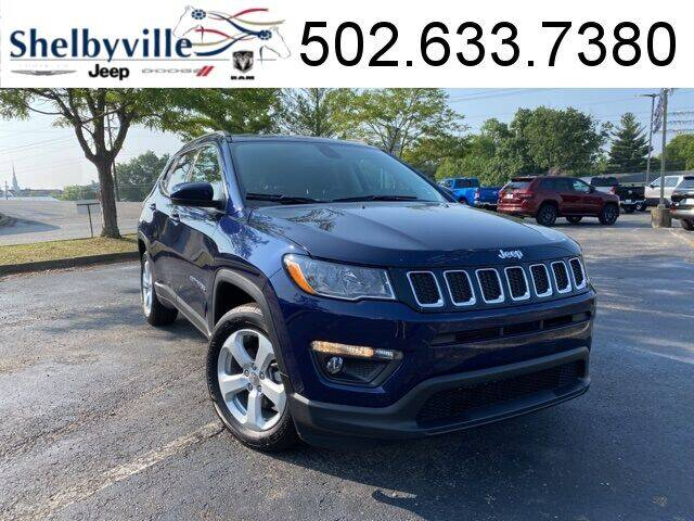 2021 Jeep Compass for sale in Shelbyville, KY