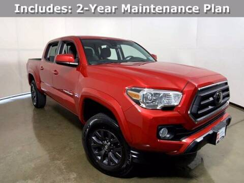 2020 Toyota Tacoma for sale at Smart Motors in Madison WI