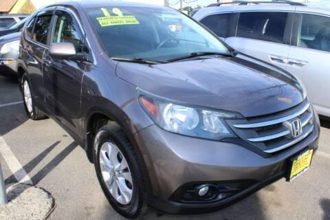 2014 Honda CR-V for sale at Lodi Auto Mart in Lodi NJ