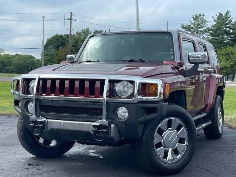 2008 HUMMER H3 for sale at MAGIC AUTO SALES in Little Ferry NJ