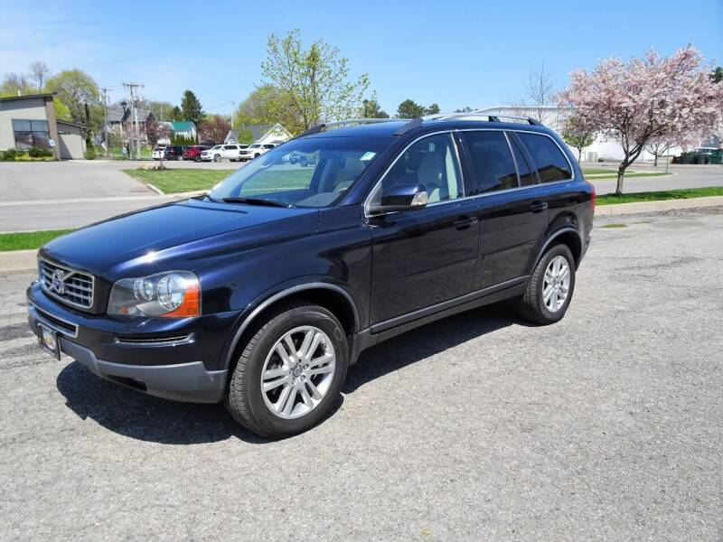 2011 Volvo XC90 for sale at Great Lakes Classic Cars & Detail Shop in Hilton NY