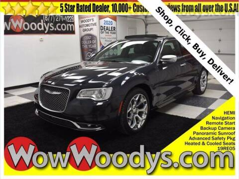 2019 Chrysler 300 for sale at WOODY'S AUTOMOTIVE GROUP in Chillicothe MO