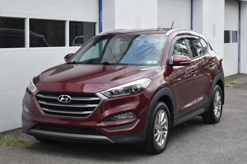 2016 Hyundai Tucson for sale at IdealCarsUSA.com in East Windsor NJ