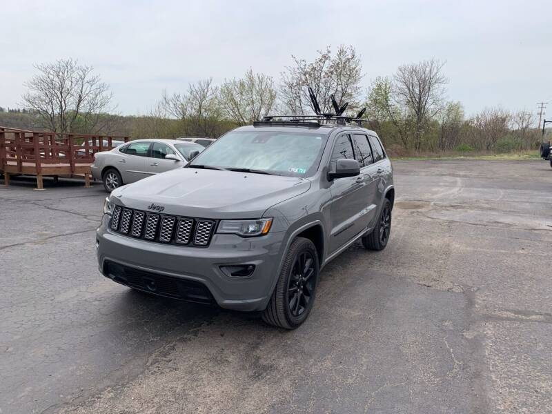 2020 Jeep Grand Cherokee for sale at Rinaldi Auto Sales Inc in Taylor PA