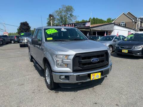 2016 Ford F-150 for sale at Milford Auto Mall in Milford MA