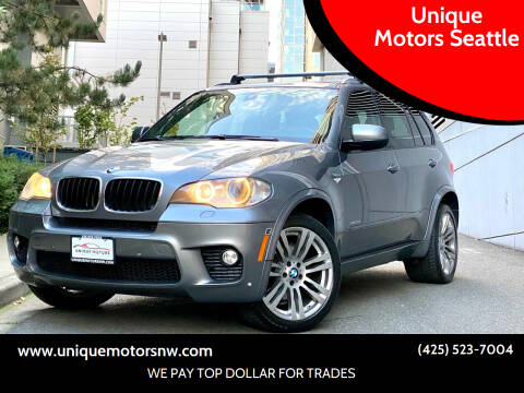 2011 BMW X5 for sale at Unique Motors Seattle in Bellevue WA