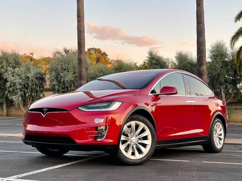 2019 Tesla Model X for sale in San Carlos, CA