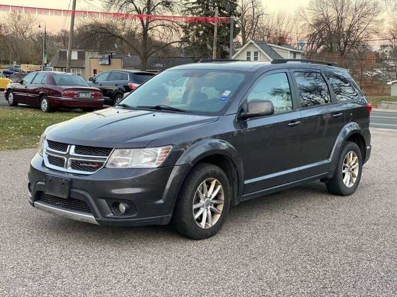 2014 Dodge Journey for sale at Tonka Auto & Truck in Mound MN