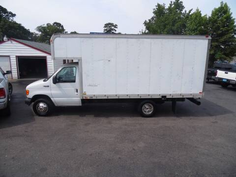 2005 Ford E-Series Chassis for sale at Surfside Auto Company in Norfolk VA