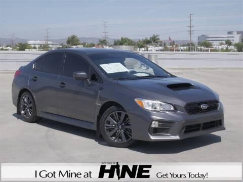 2020 Subaru WRX for sale at John Hine Temecula in Temecula CA