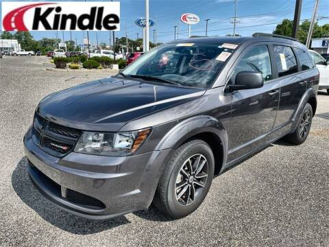2018 Dodge Journey for sale at Kindle Auto Plaza in Cape May Court House NJ