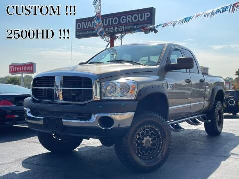 2009 Dodge Ram Pickup 2500 for sale at Divan Auto Group in Feasterville Trevose PA