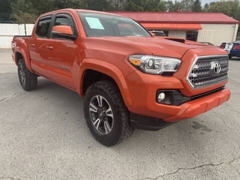 2016 Toyota Tacoma for sale at Parks Motor Sales in Columbia TN