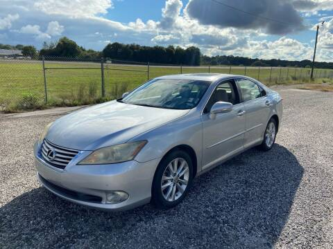 2010 Lexus ES 350 for sale at Import Auto Mall in Greenville SC
