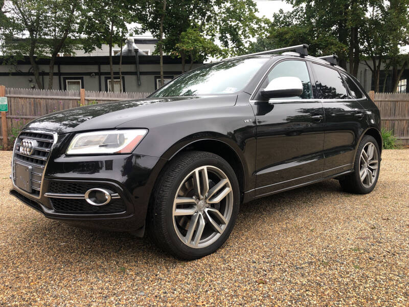 2014 Audi SQ5 for sale at Beverly Farms Motors in Beverly MA