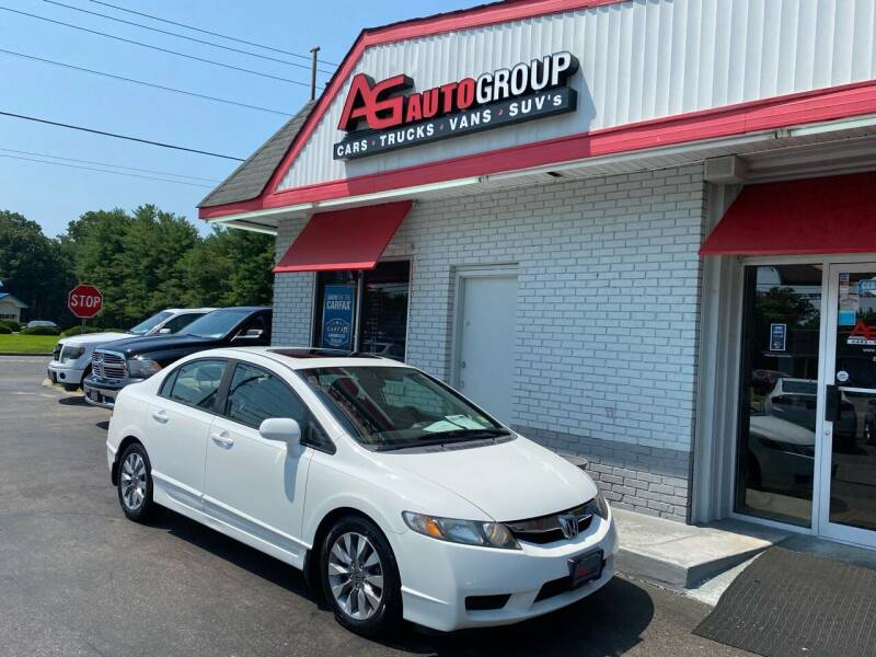 2009 Honda Civic for sale at AG AUTOGROUP in Vineland NJ