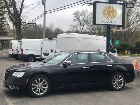 2017 Chrysler 300 for sale at Gaven Auto Group in Kenvil NJ