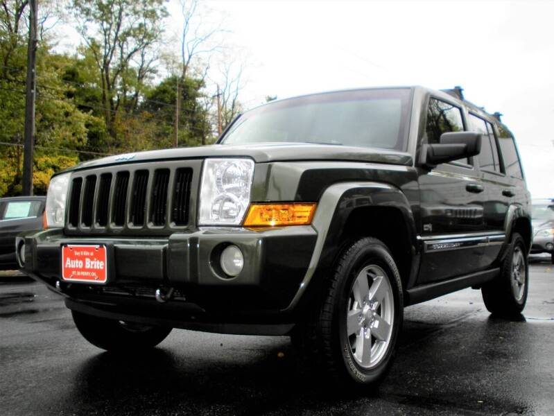 2006 Jeep Commander 4dr SUV 4WD - Perry OH