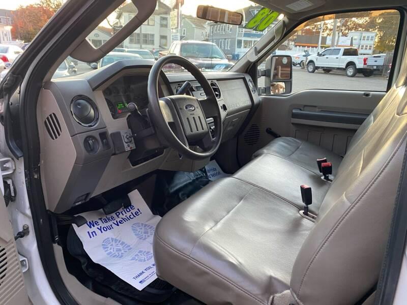 2008 Ford F-250 Super Duty XLT 2dr Regular Cab 4WD LB - Lawrence MA