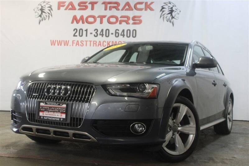 2013 Audi Allroad for sale in Paterson, NJ