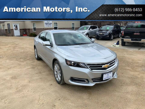 2017 Chevrolet Impala for sale at American Motors, Inc. in Farmington MN